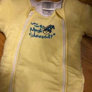 Baby Merlin Magic Sleep Suit: 3-6 months